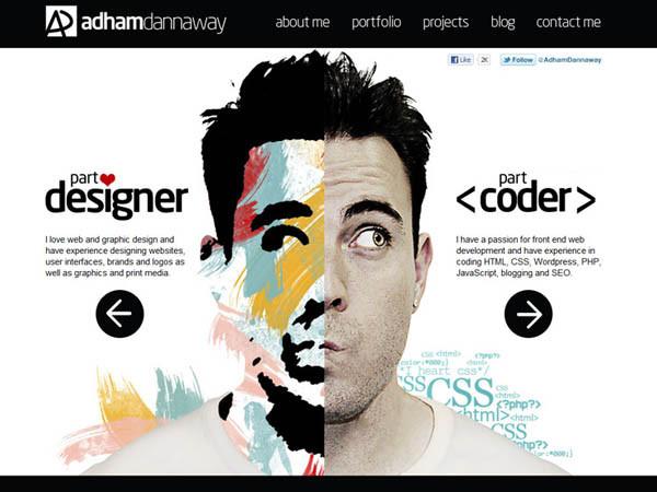 Adham Dannaway – Web Design