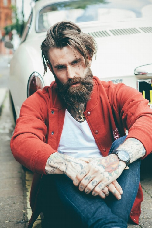 how to grow a thicker beard testosterone