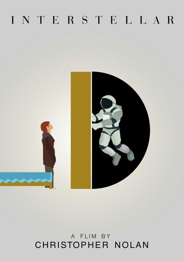 Interstellar movie poster – Aswin