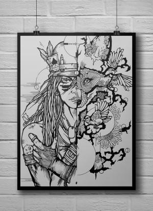 Lisalis sketch, El