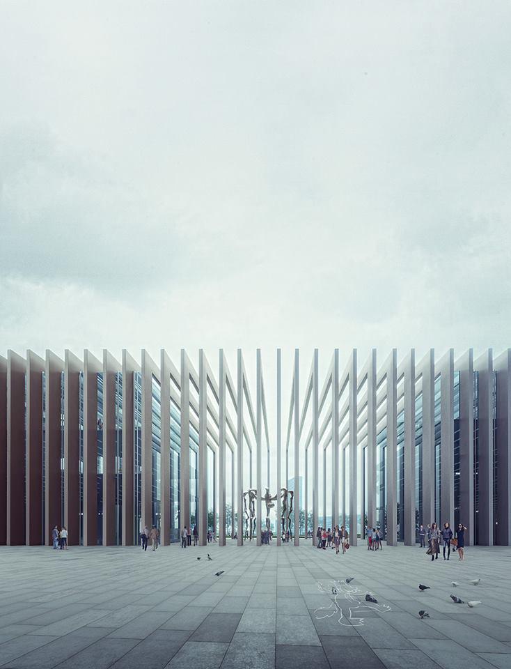 E3 West – E3 East | Mario Cucinella Architects