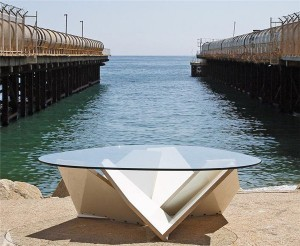 PAPILLON coffee table