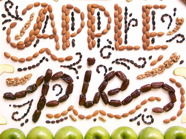 Apple Pie (Food Typography)