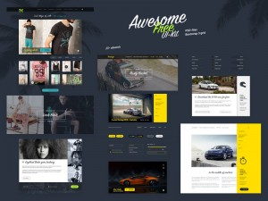 Awesome UI Kit