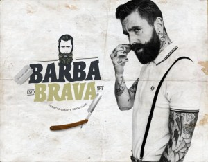 Logo / Branding draft for Barba Brava