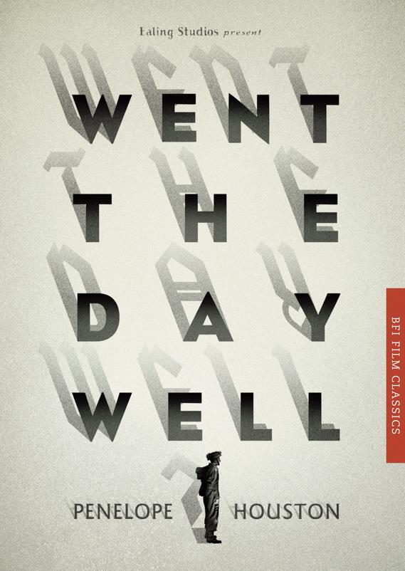 BFI Film Classics – Book cover Design