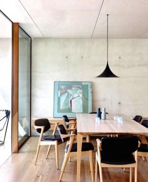 Contemporary Australian House on Beach Ave – Dining Area