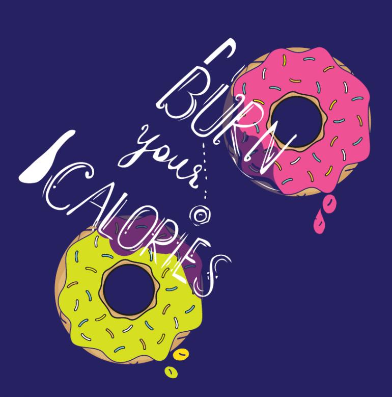 Donut love Calories