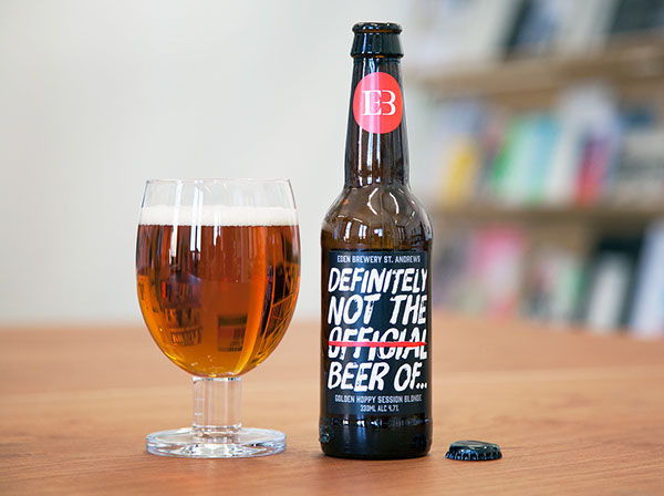 Eden Brewery / Definitely Not The Official Beer Of…