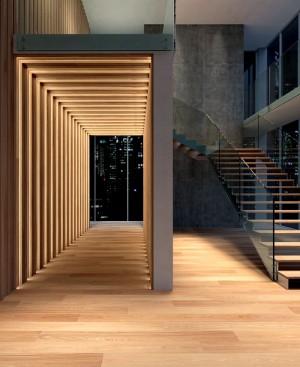 Floor Communicates with Walls at Cora Parquet New Collection – InteriorZine