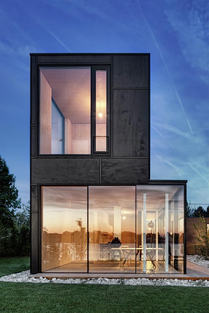 Lake House / Maximilian Eisenköck
