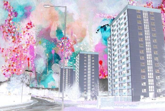 Illustrating Rain – InteriorZine