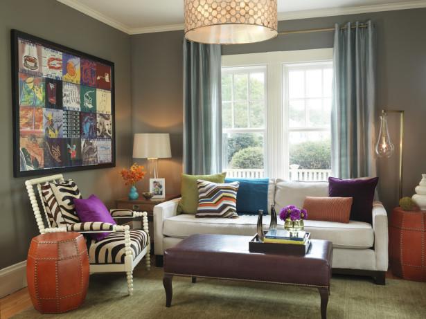 Retro Decor for Modern House