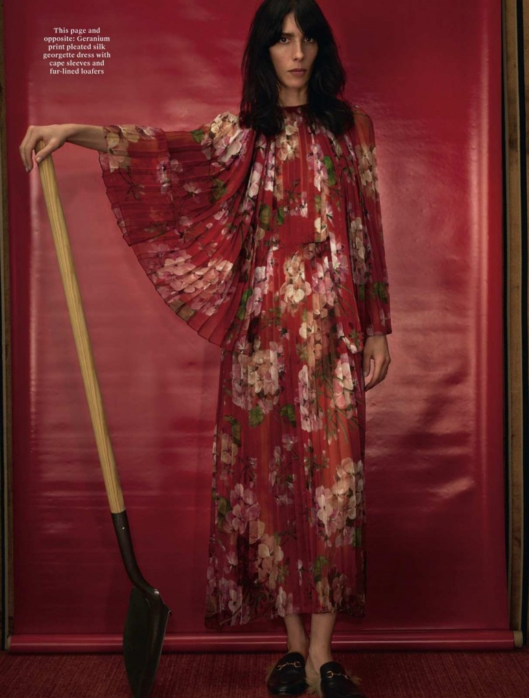 Jamie Bochert by Roe Ethridge