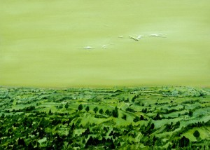 Landscapes by Ad van Riel – InteriorZine