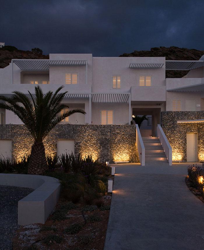 Mediterranean Paradise Hotel by A31 Architecture – InteriorZine