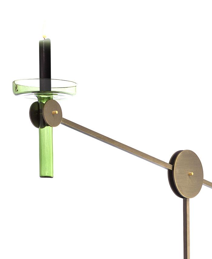 Minimal but Surprising Object – Unbalance by Alessandro Zambelli – InteriorZine