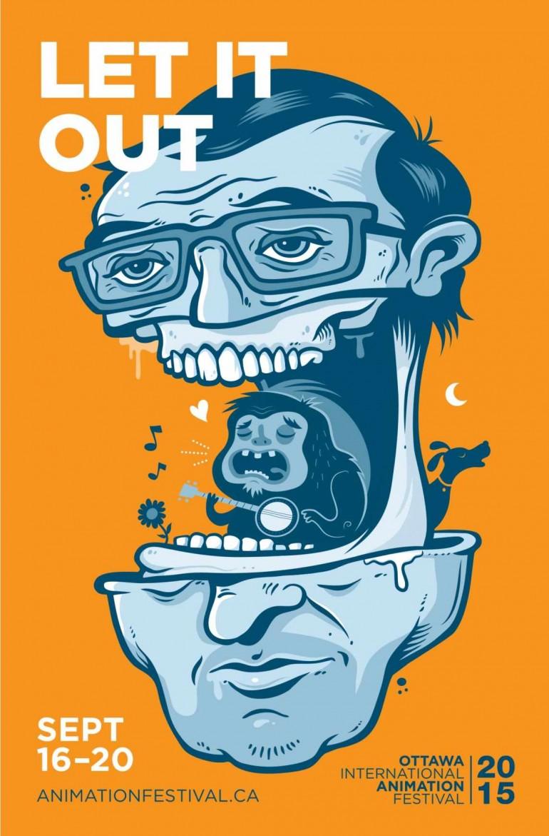 Ottawa International Animation Festival: Let it out, 2