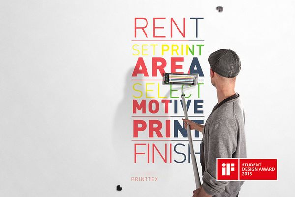 Printtex Wall Printer