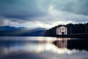 Pumphouse Point – new eco-lodge in remote Central Tasmania