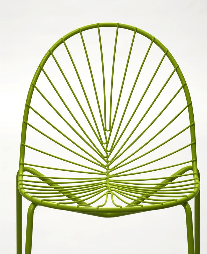 Sen-su and Sen-to Chairs by Bartoli Design – InteriorZine