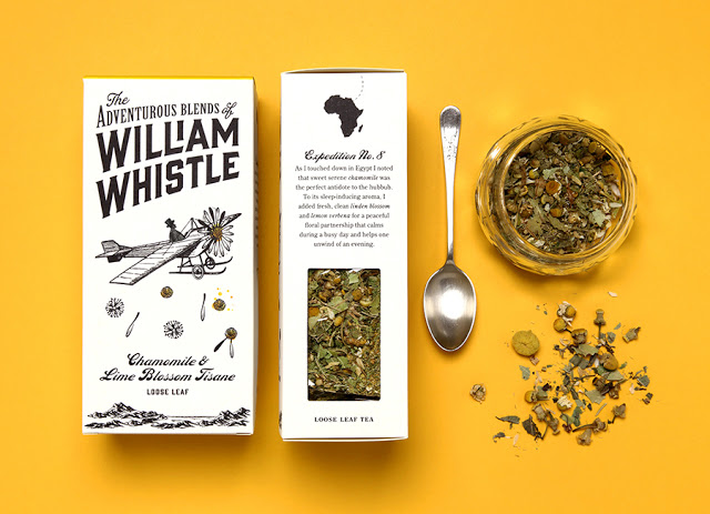 The Adventurous Blends of William Whistle