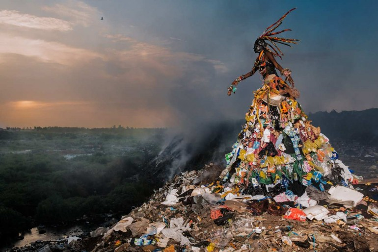 The Prophecy Project by Fabrice Monteiro