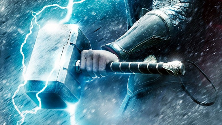 Man Creates Thor Hammer And He Can Only One Picked