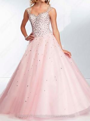 Pink Quinceanera Dresses | Quinceanera Dresses Pink | Sweetquinceaneradress