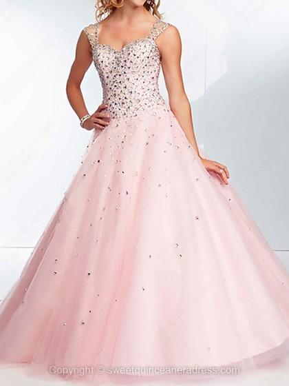 Pink Quinceanera Dresses   Quinceanera Dresses Pink   Sweetquinceaneradress