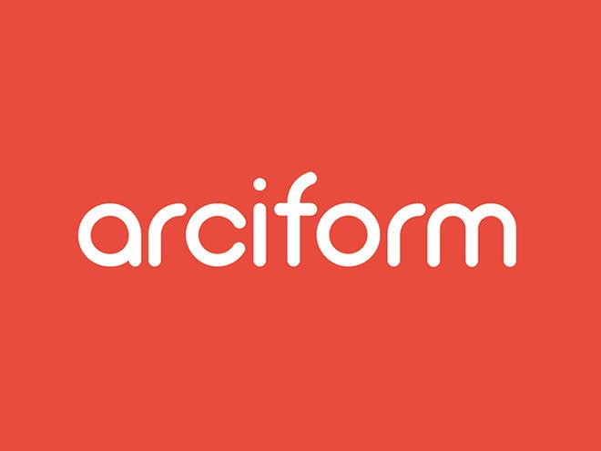 Arciform : Free Geometric Sans Typeface