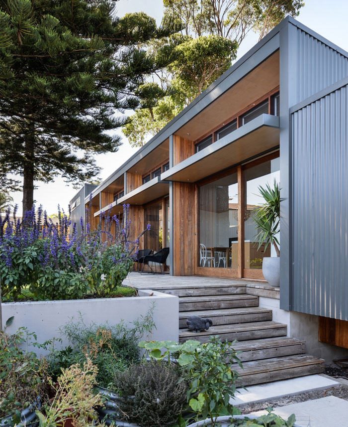 Beautiful City Home by Bourne Blue Architecture – InteriorZine