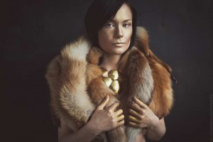Beautiful Portraits by Rina Dragunova