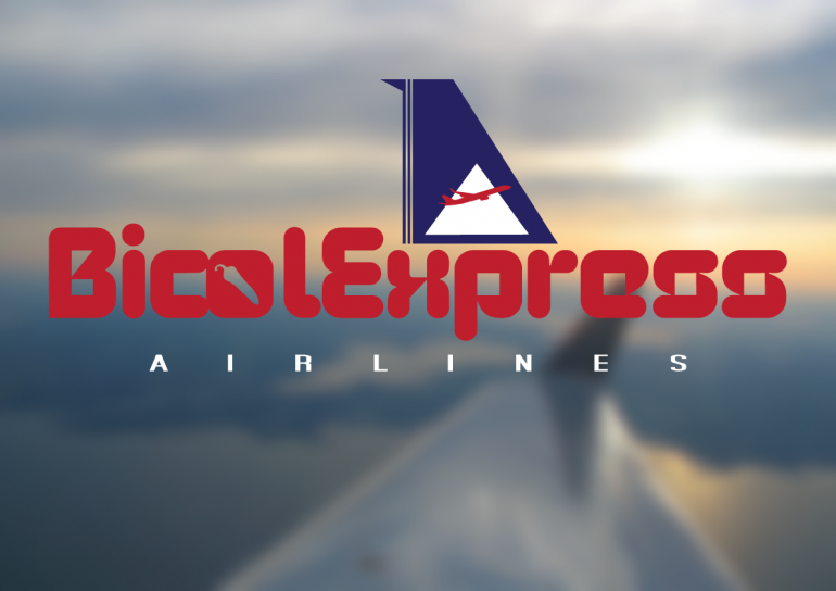 Logo Design – Bicol Express Airlines