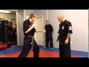 Black belt takes on brown belt. But no was expecting what happened next…