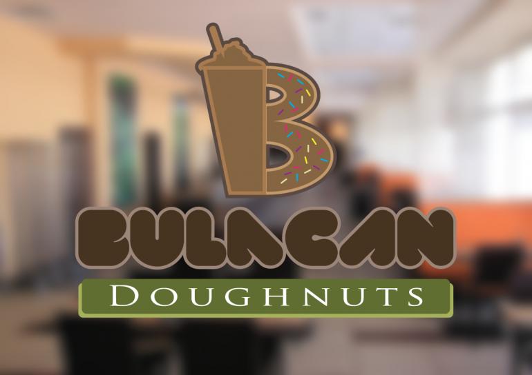 logo design – bulaca doughnuts