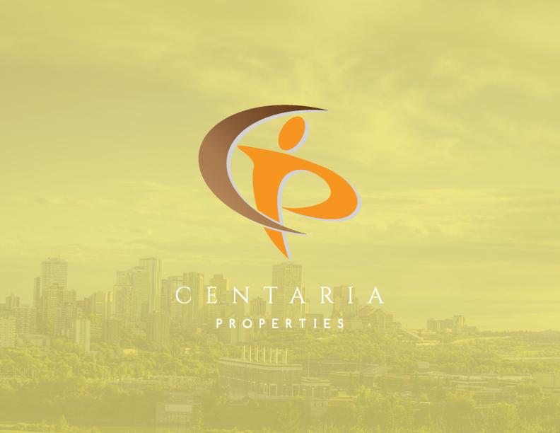 Logo Design for Centaria Properties