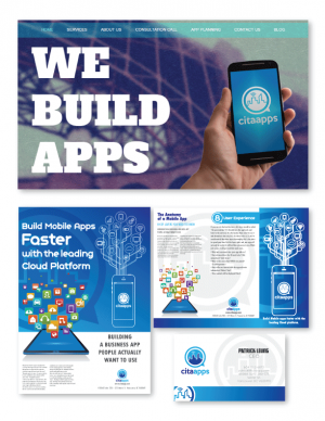 Full Branding Package: Website Design and Development, Marketing Collateral Design