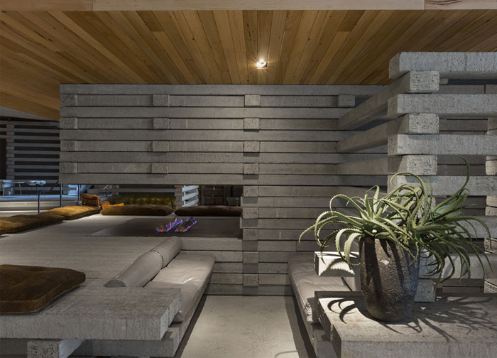 Concrete Hotel Decor in Canberra – InteriorZine