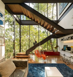 Contemporary Residence Interior in Brazil – InteriorZine