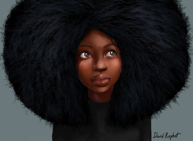 David Raphet Draws Amazing Comics Illustrations | 2 Illustration Mag