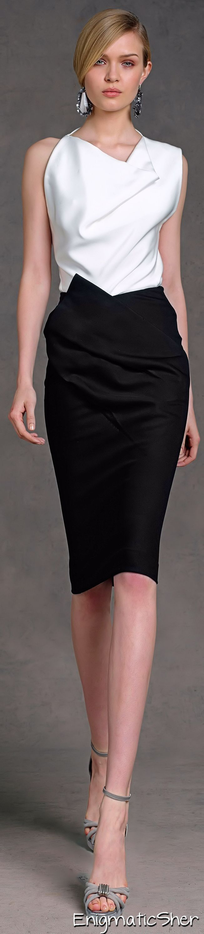 Donna Karan ~Latest Luxurious Women's Fashion – Haute Couture – dresses, jacke ...