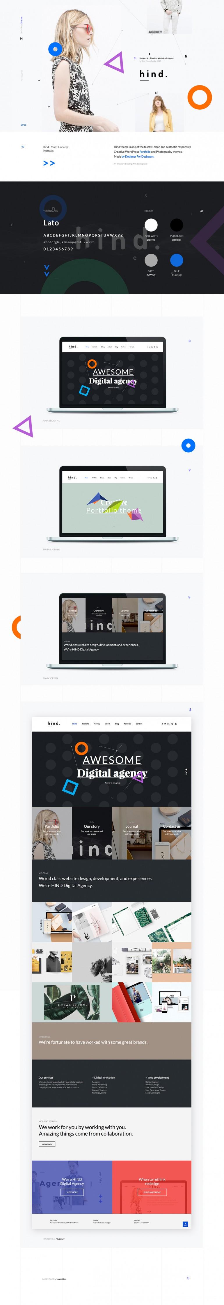 Hind – Multi Concept Portfolio