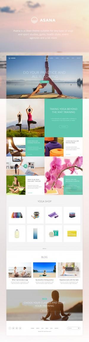 Asana – Sport and Yoga