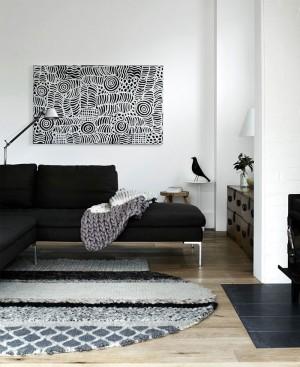 Elegant and Comfortable Family Home – InteriorZine