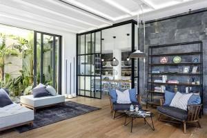 Elegant and Sunny Y House by Ofist – InteriorZine