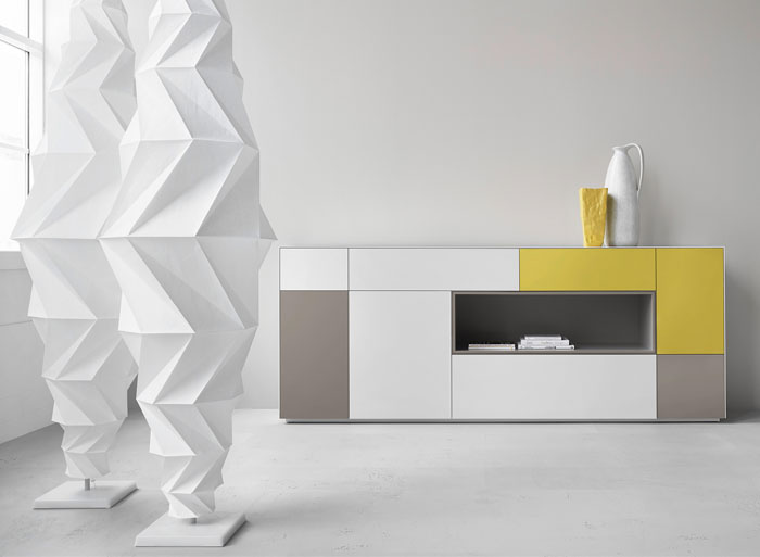 Elegant Modular Furniture by Studio Piure – InteriorZine
