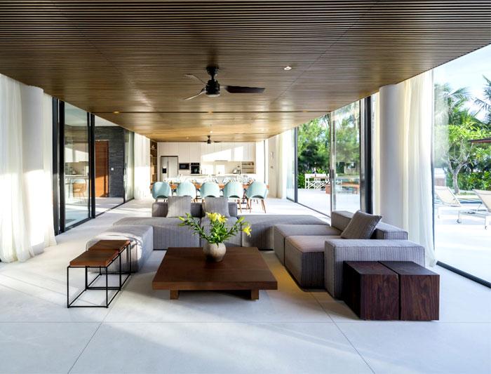 Exotic Luxury Naman Villa in Vietnam – InteriorZine