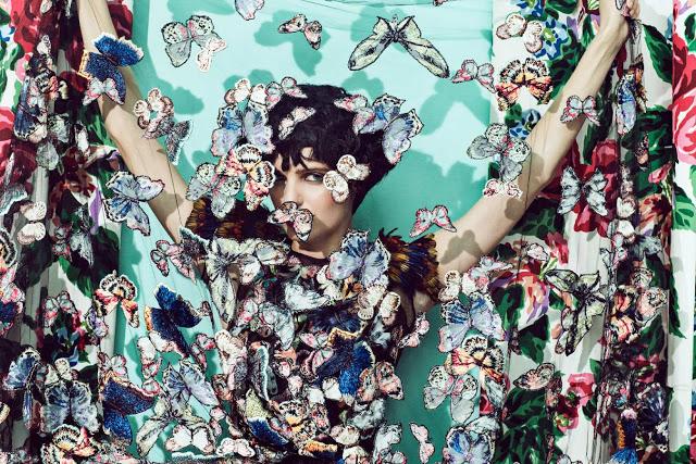 Fine Art Fashion Photography by Julia Galdo