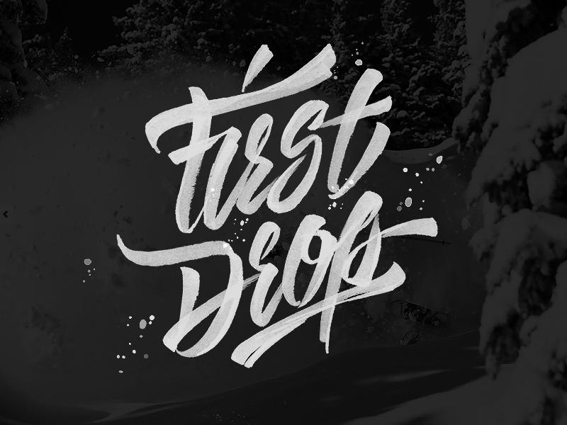 First Drop by Arseniy Mehovnikov